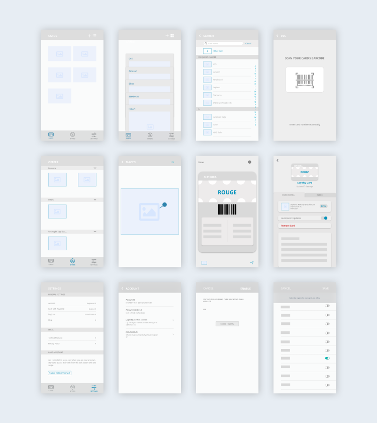Wireframe Assemble