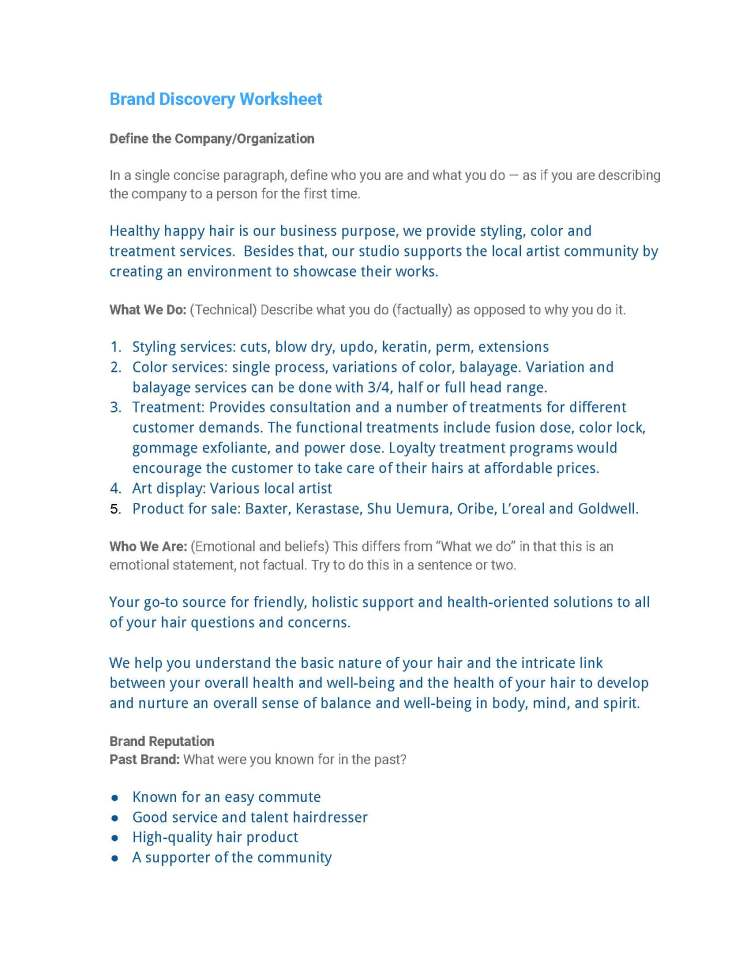Brand Discovery Worksheet _ Pages